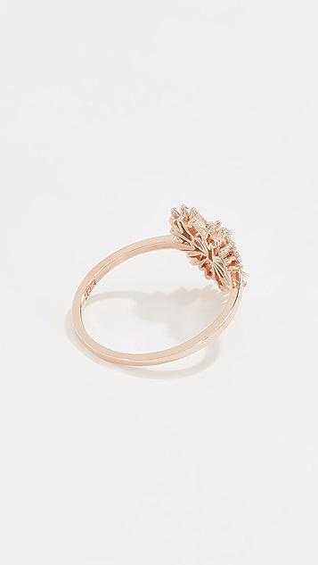 Suzanne Kalan 18k Mini Heart Ring
