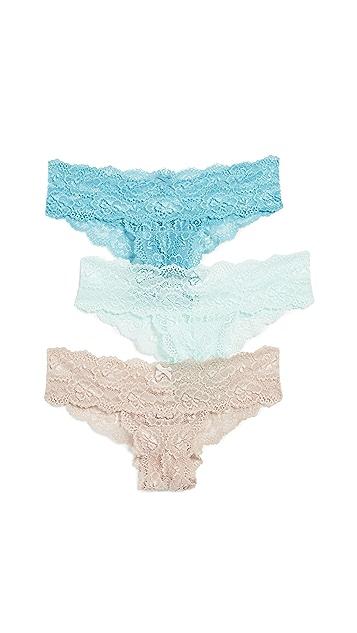 Skarlett Blue Goddess Chikini 3 Pack