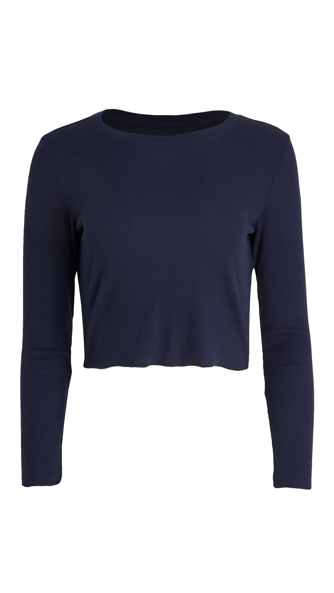Skarlett Blue Daydream Cropped Long Sleeve Shirt