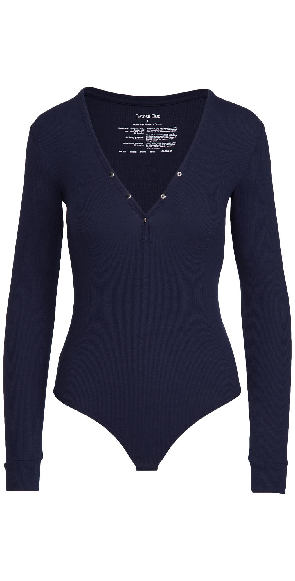 Skarlett Blue Dreamer Ribbed Bodysuit