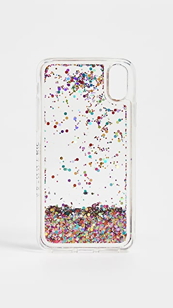 Skinnydip Fiesta iPhone X Case