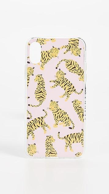Skinnydip Чехол Pink Tiger для iPhone X/XS