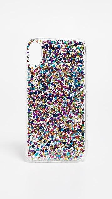 Skinnydip Multi Glitter Phone Case