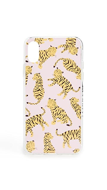 Skinnydip Pink Tiger iPhone XS Max Case