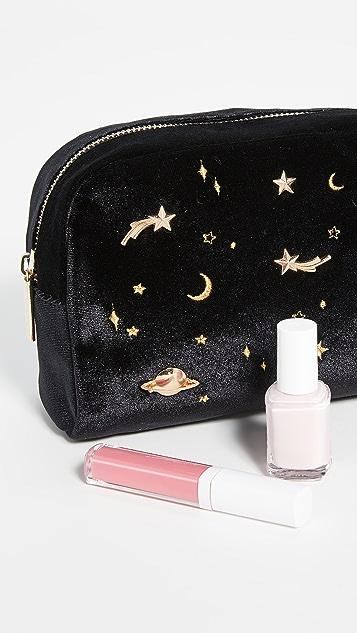 Skinnydip 夜空元素化妆包