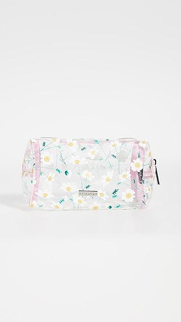 Skinnydip Daisy Chain Makeup Bag