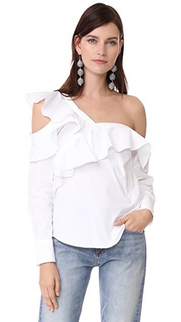 STYLEKEEPERS Look of Love Off Shoulder Top