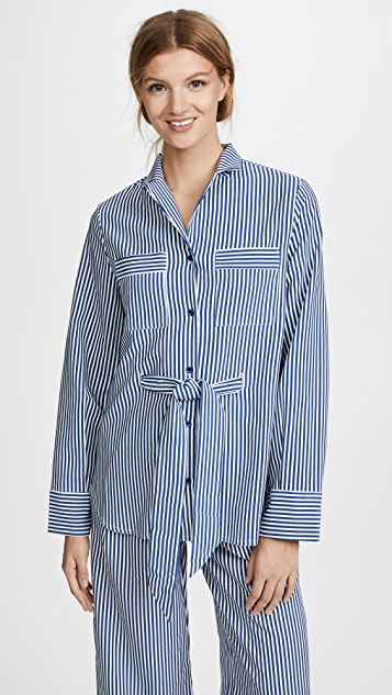 STYLEKEEPERS Sleeping Shirt Blazer
