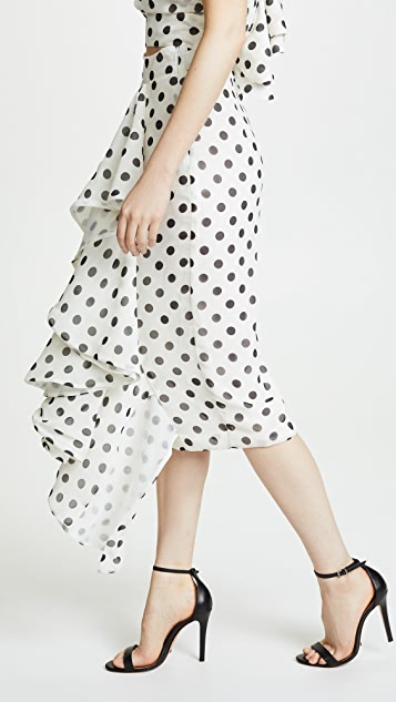 STYLEKEEPERS Chiffon Love Affair Skirt