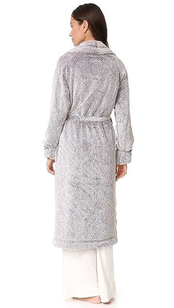 Skin Plush Robe