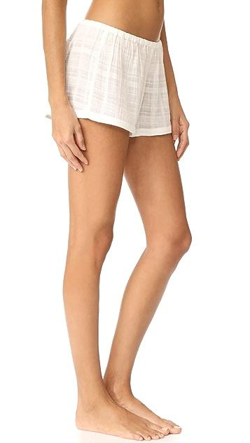 Skin PJ Shorts