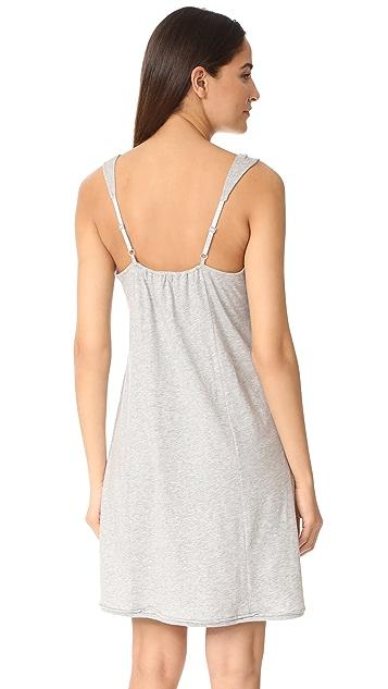 Skin Adjustable Strap Pajama Dress