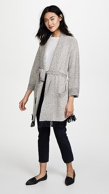 Skin Cozy Boucle Robe