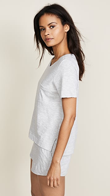 Skin Fallon Pajama Tee