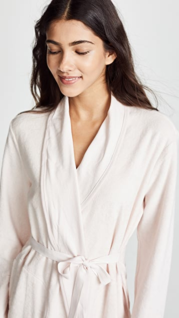 Skin French Terry Robe