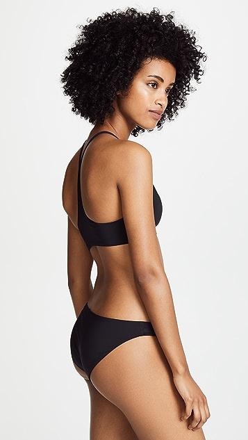 Skin The Selby Reversible Bikini Top