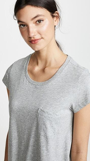 телесный Ночная рубашка Oksana