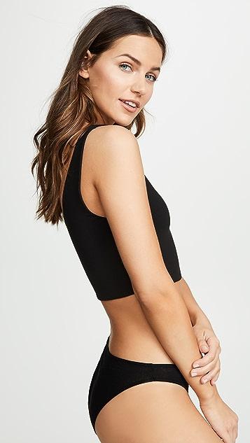 Skin Clio Crop Top