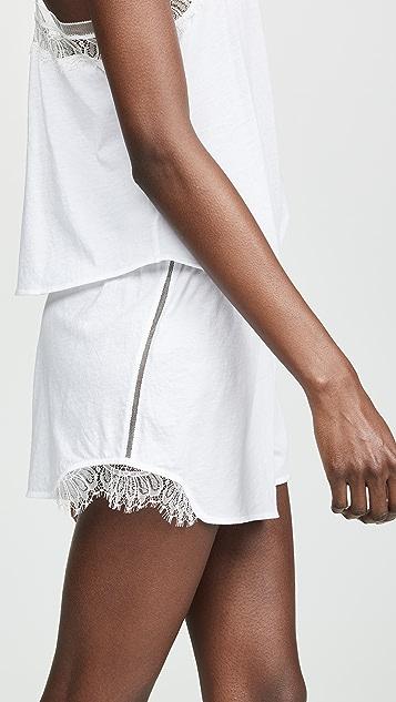 Skin Galice Pajama Shorts
