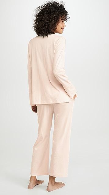 Skin Cotton PJ Set
