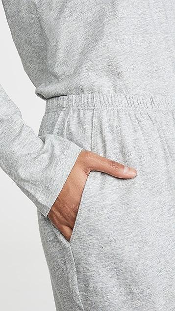 телесный Укороченные брюки Oaklie