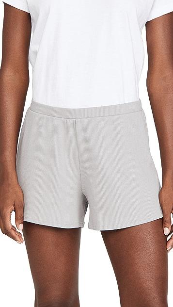 Skin Indigo Shortie 短裤