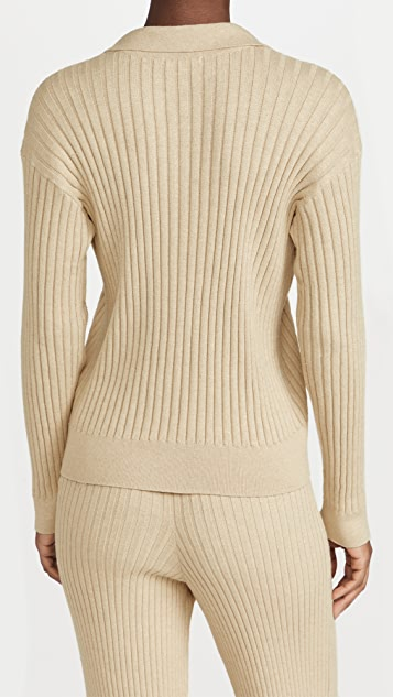Skin Kate Polo Sweater