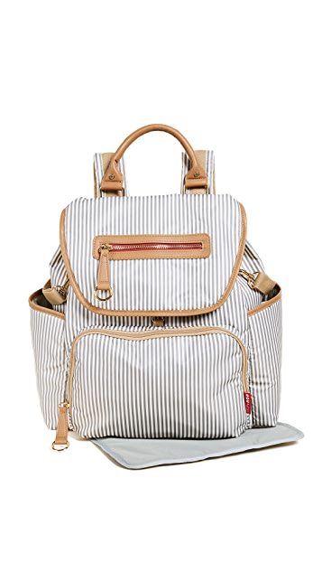 Skip Hop Grand Central Diaper Backpack