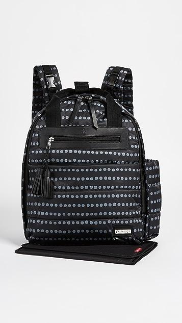 Skip Hop Riverside Diaper Backpack