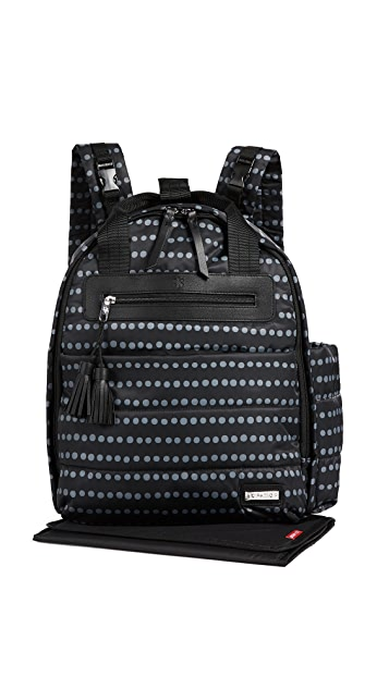 Skip Hop Riverside Diaper Backpack
