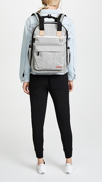 Skip Hop Duo Diaper Backpack