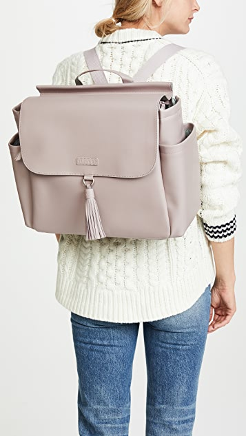 Skip Hop Greenwich Simply Chic Convertible Backpack Changing Bag