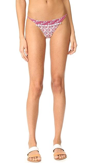 SKYE & staghorn Medina Bikini Bottoms