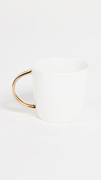 Slant Collections Champagne For Breakfast Coffee Mug