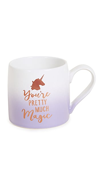 Slant Collections You're Pretty Much Magic Jumbo Mug