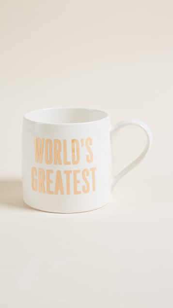 Slant Collections World's Greatest Jumbo Mug