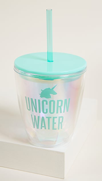 Slant Collections Стакан Unicorn Water