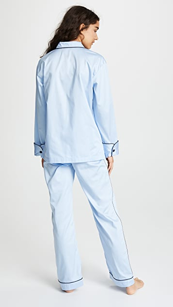 Sleeper Maria Blue PJ Set