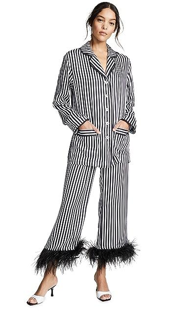 Sleeper Пижама в полоску