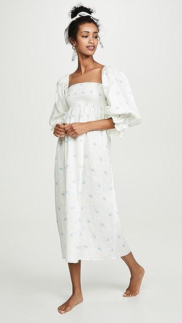 Sleeper Льняное платье Atlanta
