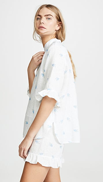 Sleeper Linen Lounge Suit