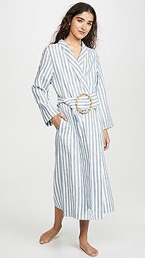 Lounge Linen Robe