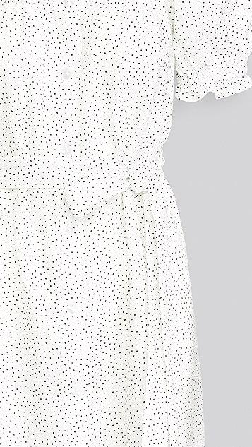 Sleeper Brigitte Maxi Dress