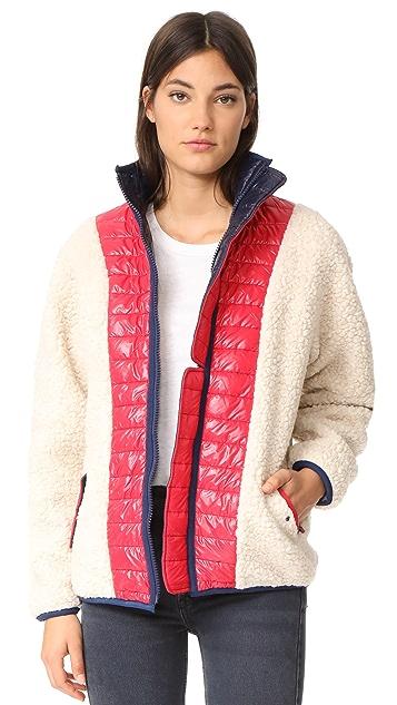 Sandy Liang Chambers Jacket