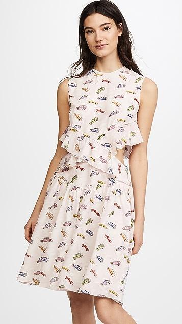 Sandy Liang Fairfield Dress