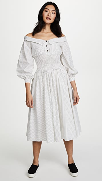 Sandy Liang Marge Dress