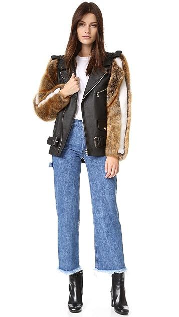 Sandy Liang Rivington Jacket