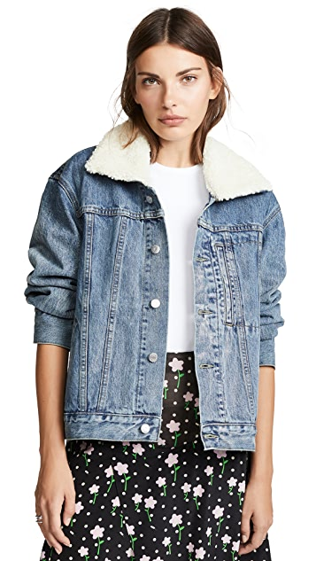 Sandy Liang York Denim Jacket