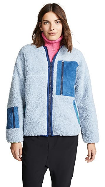 Sandy Liang 203 Fleece Jacket