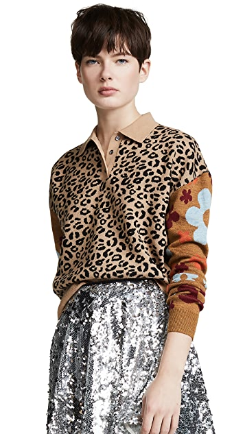 Sandy Liang Pawpaw Sweater